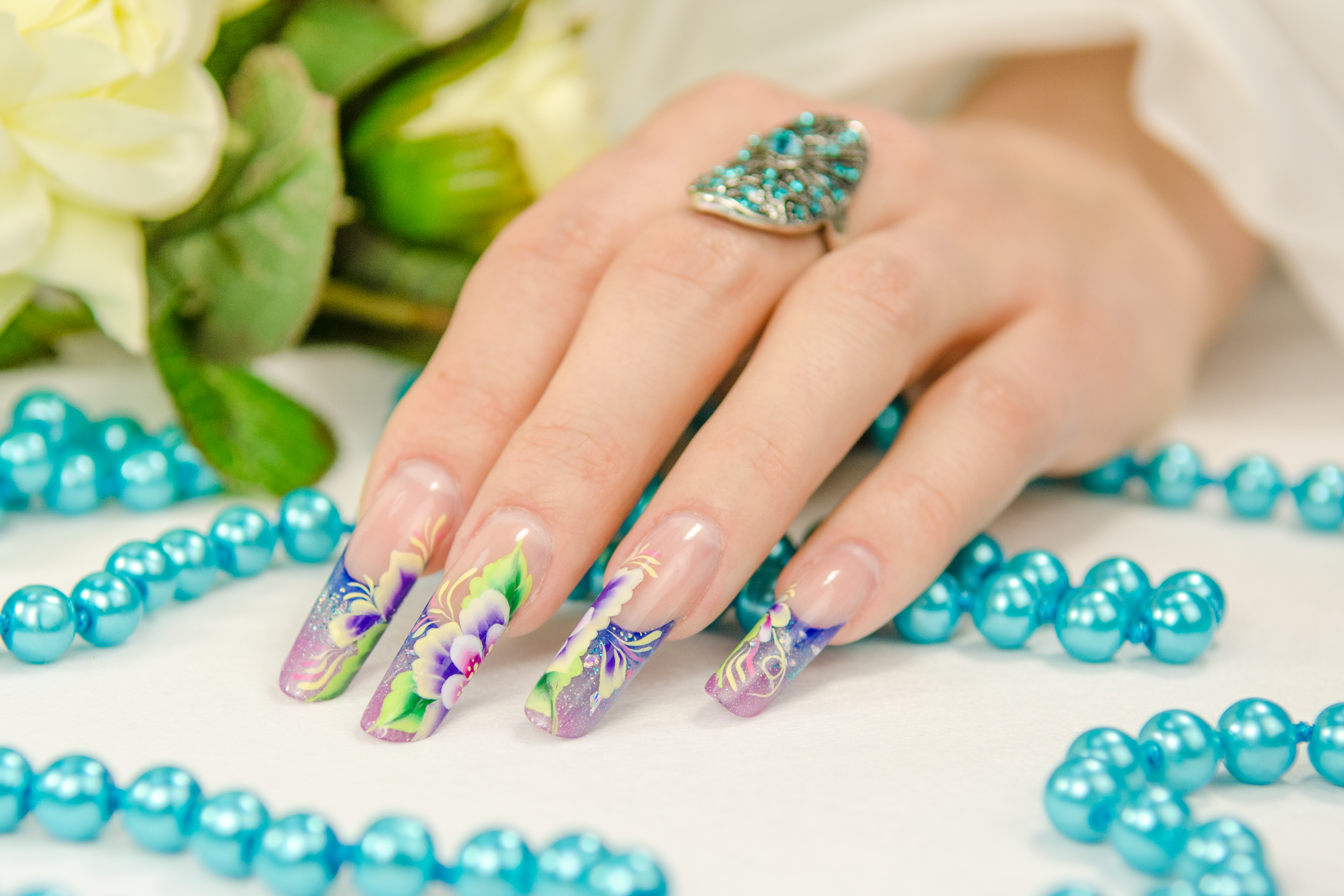 Description Of Services In Nail Extension
