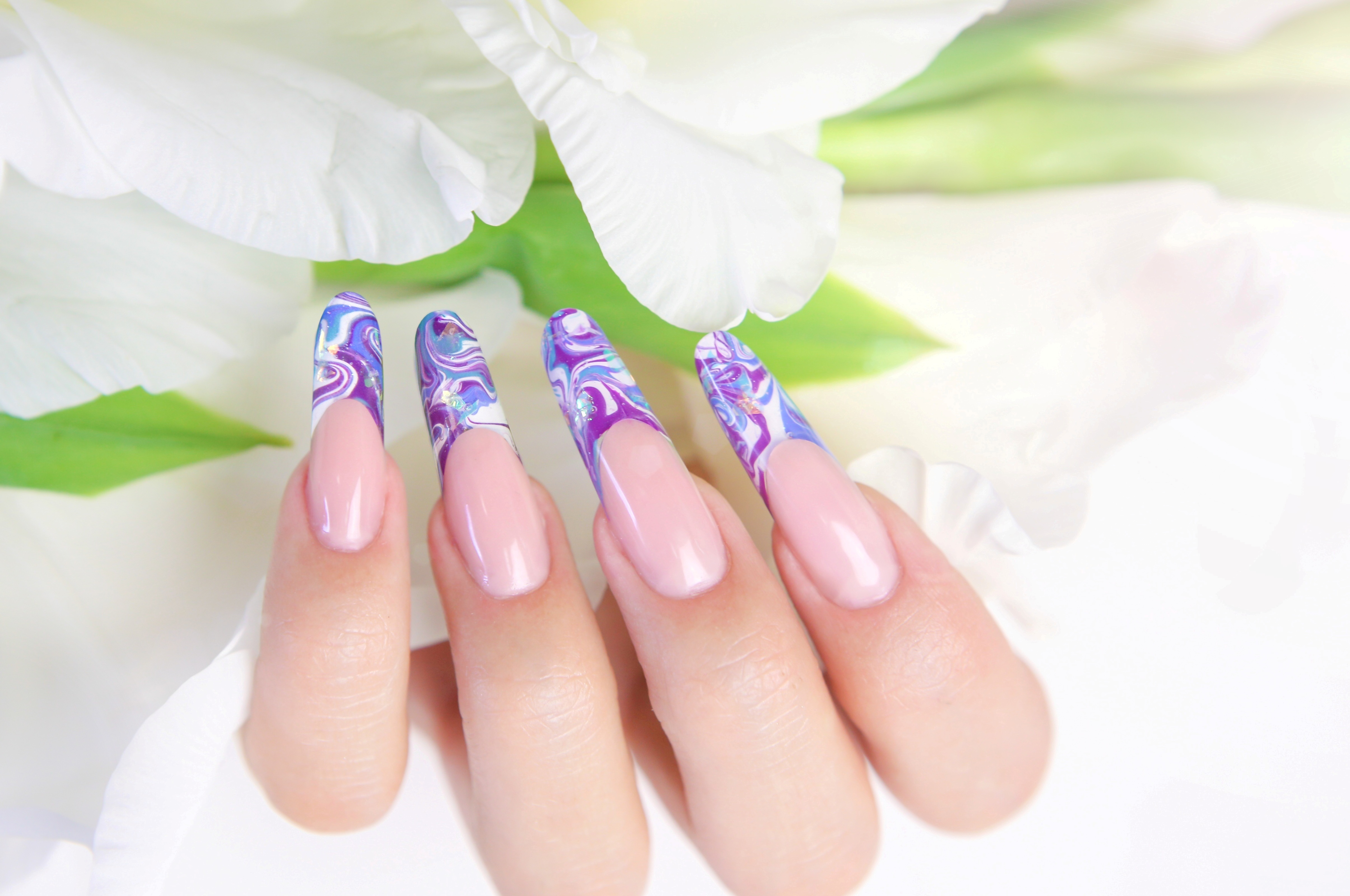 Моделирование, наращивание ногтей Алла Кравченко