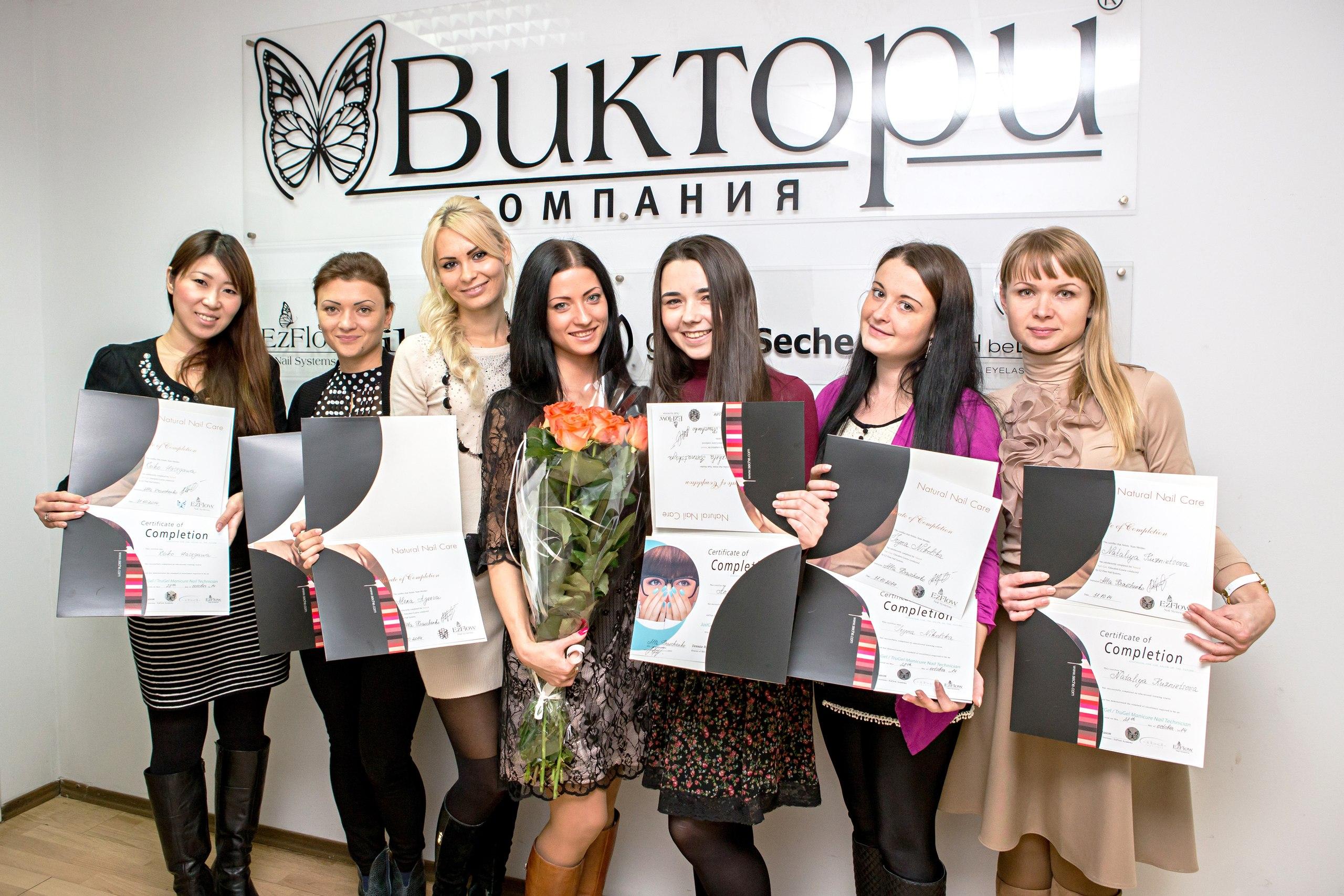 тренинги дизайн и наращивание ногтей Алла Кравченко